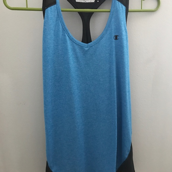 Champion Tops - Champion Blue Workout Top